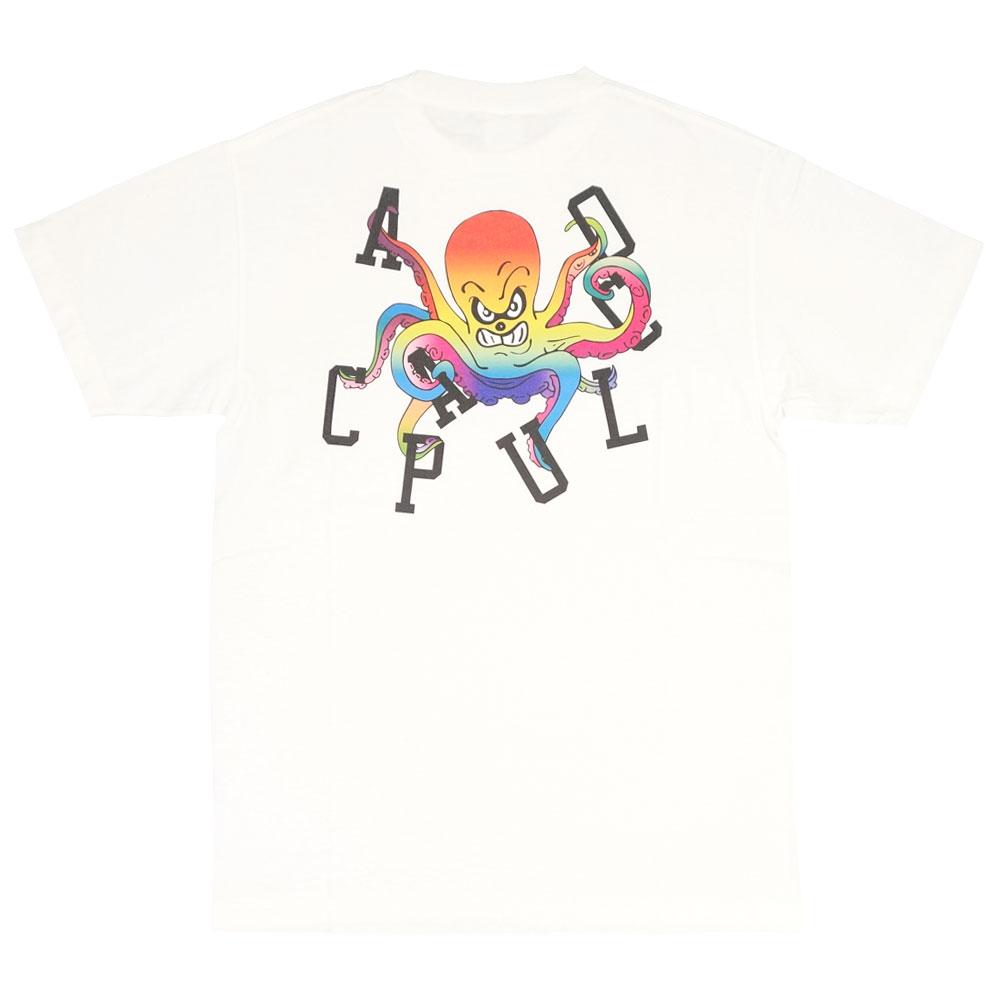 Acapulco Gold/アカプルコゴールド 半袖 Tシャツ/BAD OCTOPUS CLUB TEE
