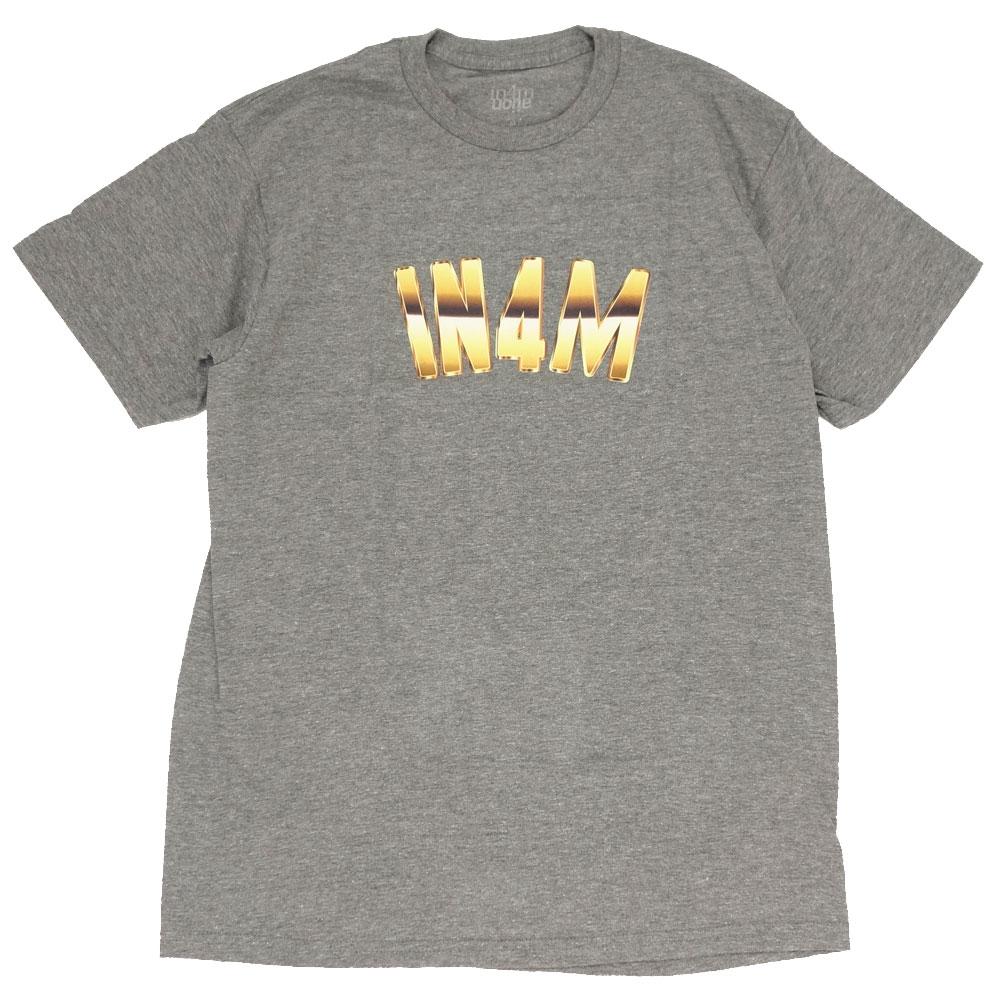 IN4MATION/インフォメーション 半袖 Tシャツ/PRESTIGE GOLDMEMBER IN4-006-SP21