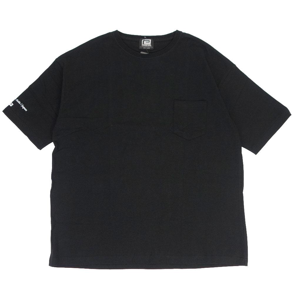 reversal/リバーサル 半袖Tシャツ ポケット付 ジークンドー コラボ/INTERCEPTING FIST TEE T672