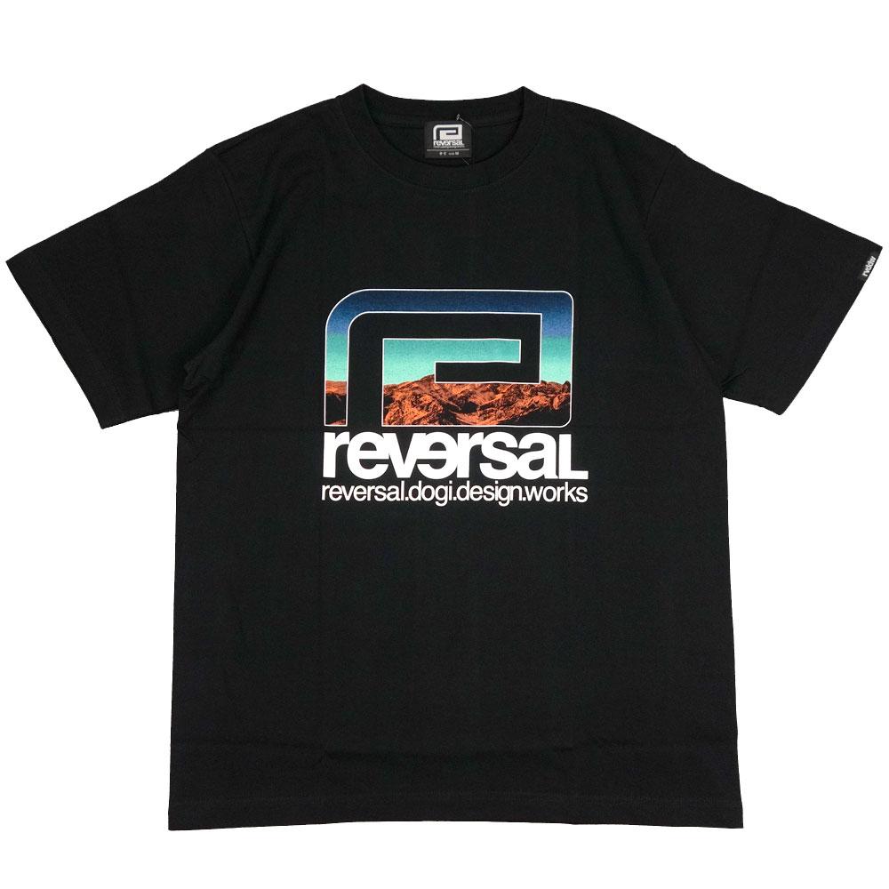 reversal/リバーサル 半袖Tシャツコットン ビッグマークロゴ/POSSIBILITY BIG MARK COTTON TEE rv20aw002