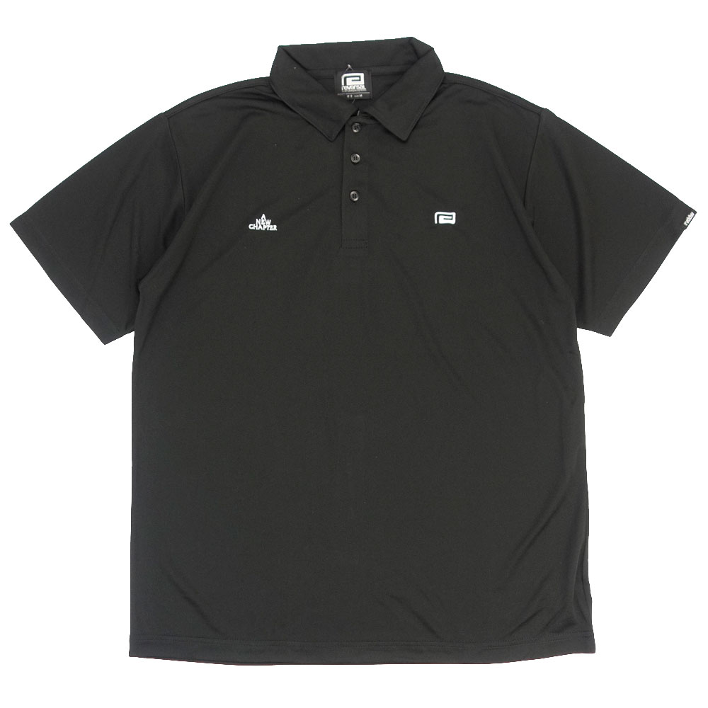 reversal/リバーサル ポロシャツ ドライメッシュ/A NEW CHAPTER BIG DRY POLO rv21ss012