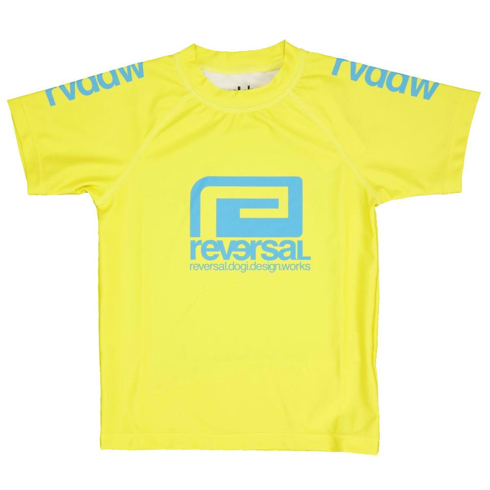 reversal/リバーサル キッズ ラッシュガード 子供服/KID'S RASH GUARD rvbs043