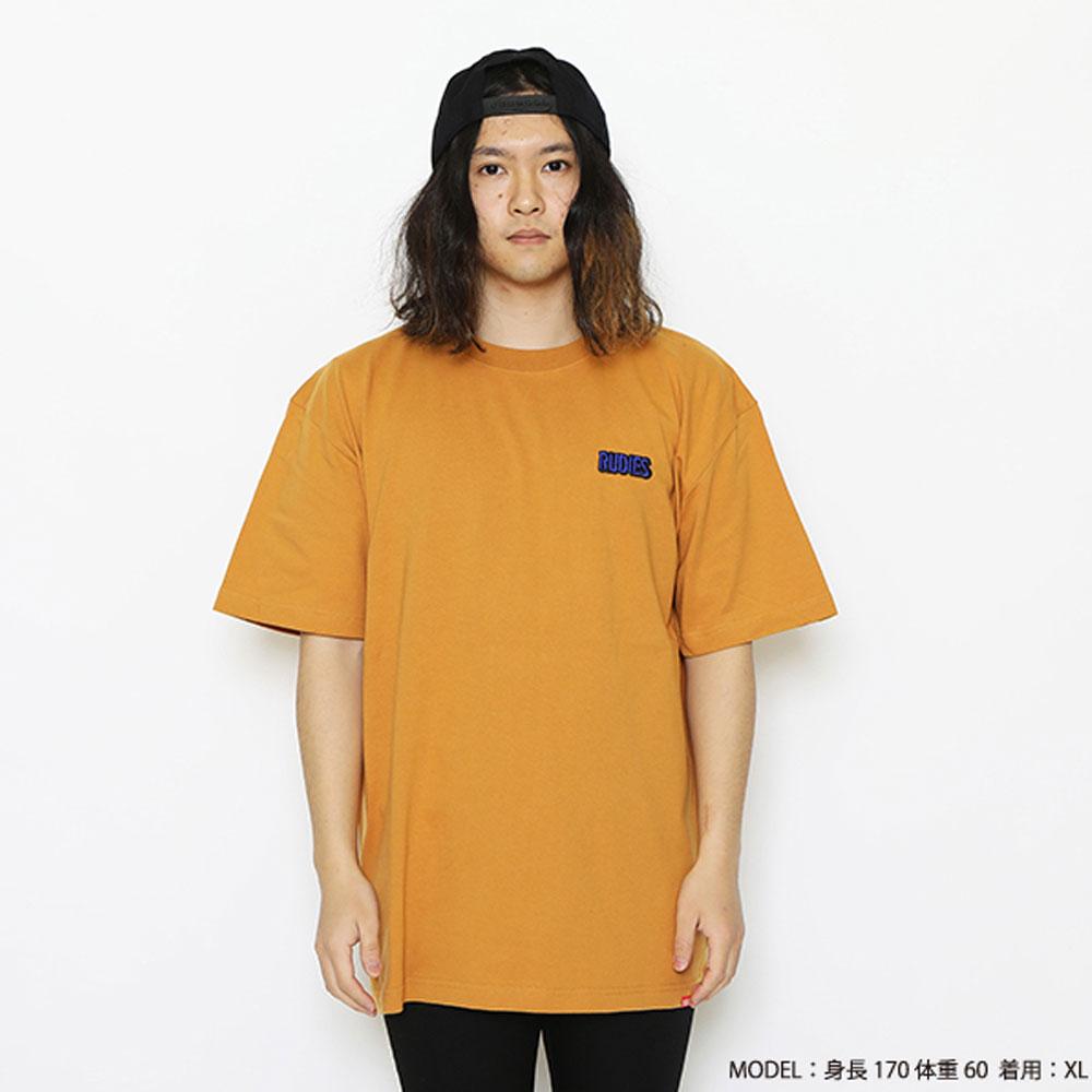 RUDIE'S/ルーディーズ 半袖Tシャツ rudies/SOLIDPHAT-T 85752 85753 85754