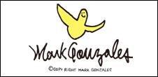 MARK GONZALES/マークゴンザレス