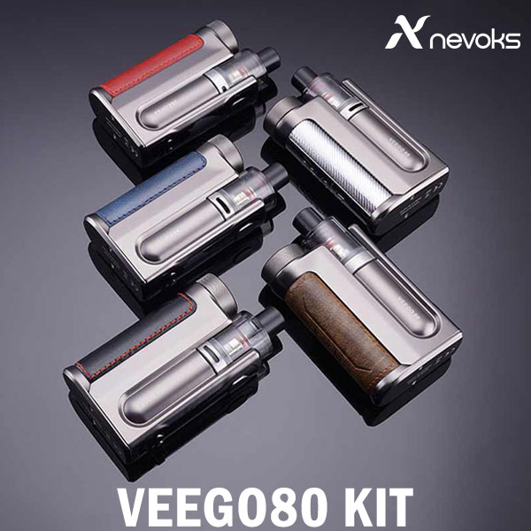 Nevoks Veego 80 Pod Mod Kit ネボックス ビーゴ80 ヴィーゴ 80 ビーゴ ポッド モッド 電子タバコ vape pod型 べイプ キット