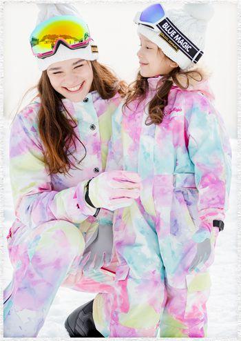 新作 2019 2020 ジャンプスーツ 幼稚園 通園 雪遊びワンピース キッズ ぱっとパンツ おしりファスナー 長さ調節紐 子供用 スノーボードウェア スキーウェア 人気 かわいい