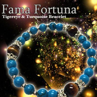 送料無料 Fama Fortuna ファマフォーチュナ/開運 ブレスレット 金運 幸運 ラッキーアイテム お守り