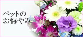 弔事・ペット・花・アレンジ・花束・送料無料