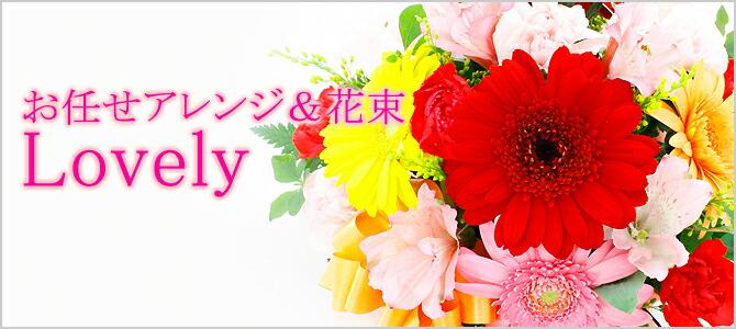 お任せ・誕生日・ギフト・花・アレンジ・送料無料