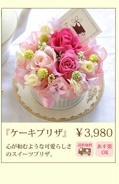 ケーキプリザ3980