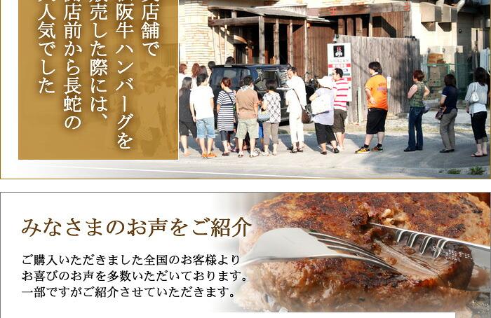 松阪牛『極』ハンバーグ