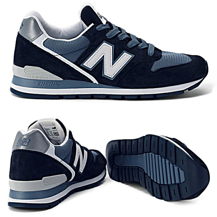 ●● New Balance sneakers 996 regular article new balance M996 CPI [navy white] Made in U.S.A men M996C PI 2016 new work in the fall and winter