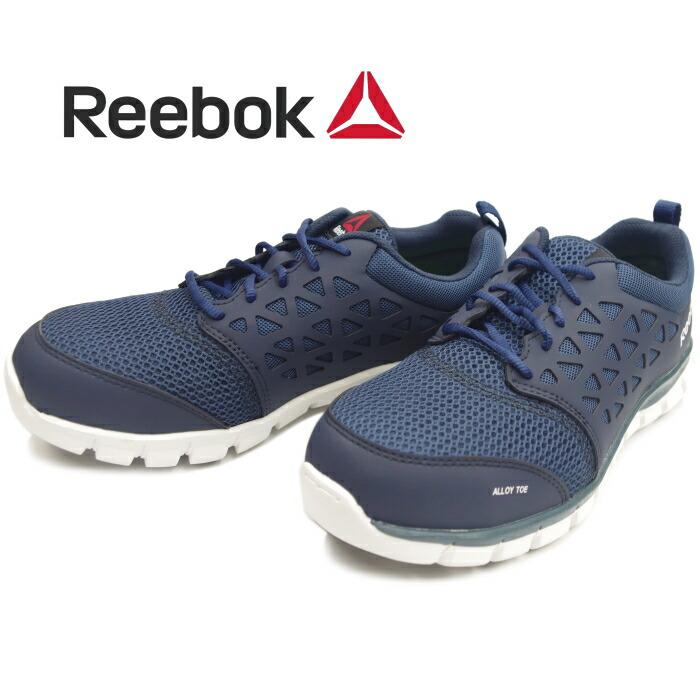 cbe0bcf96c0f FOOTMONKEY  Reebok Reebok sneakers men RB4043 SUBLITE WORK navy work ...