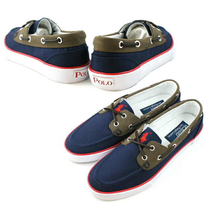 Footmonkey Polo Ralph Lauren Deck Shoes Sneaker Polo