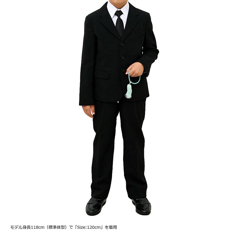お葬式、法事の子供服・男の子喪服・レンタル