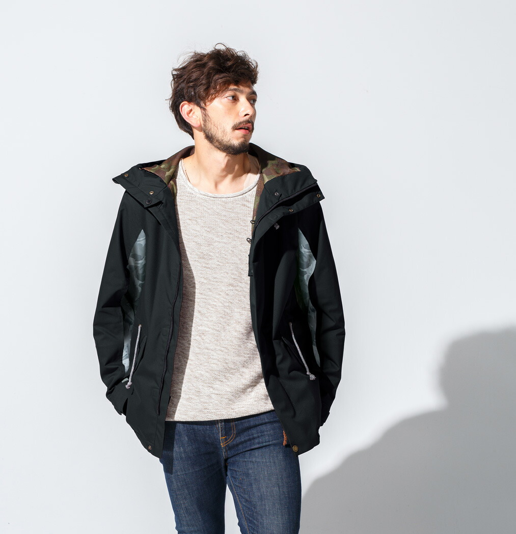Mods coat ジャケット Black 画像2