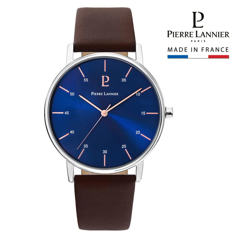 ピエールラニエ メンズ 腕時計 見やすい シンプル プレゼント ギフト 御祝