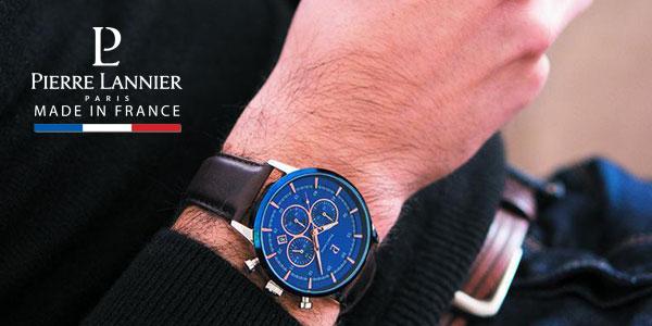 ピエールラニエ 名入れ可能腕時計