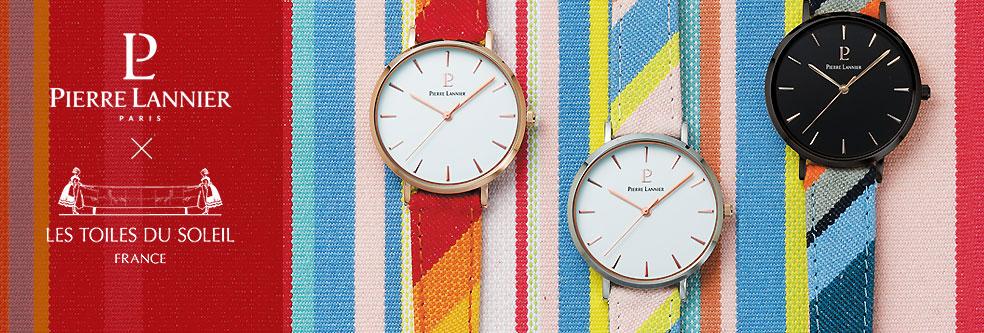 レディース腕時計 カタランコレクション ピエールラニエ レ・トワール・デュ・ソレイユ コラボ ギフト