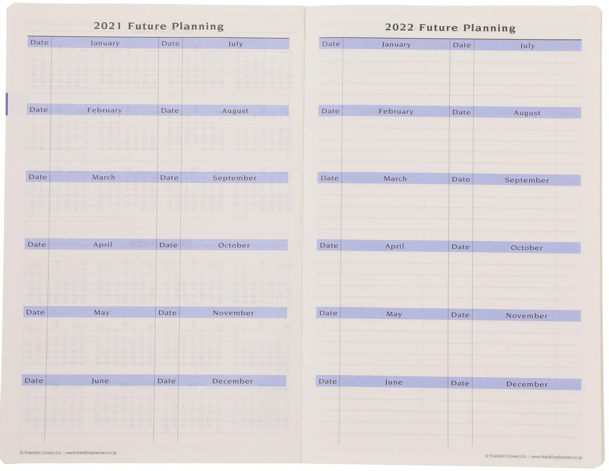 franklinplanner  franklin planner binds it  and begin notebook 2020 january  b6 daily 1st one