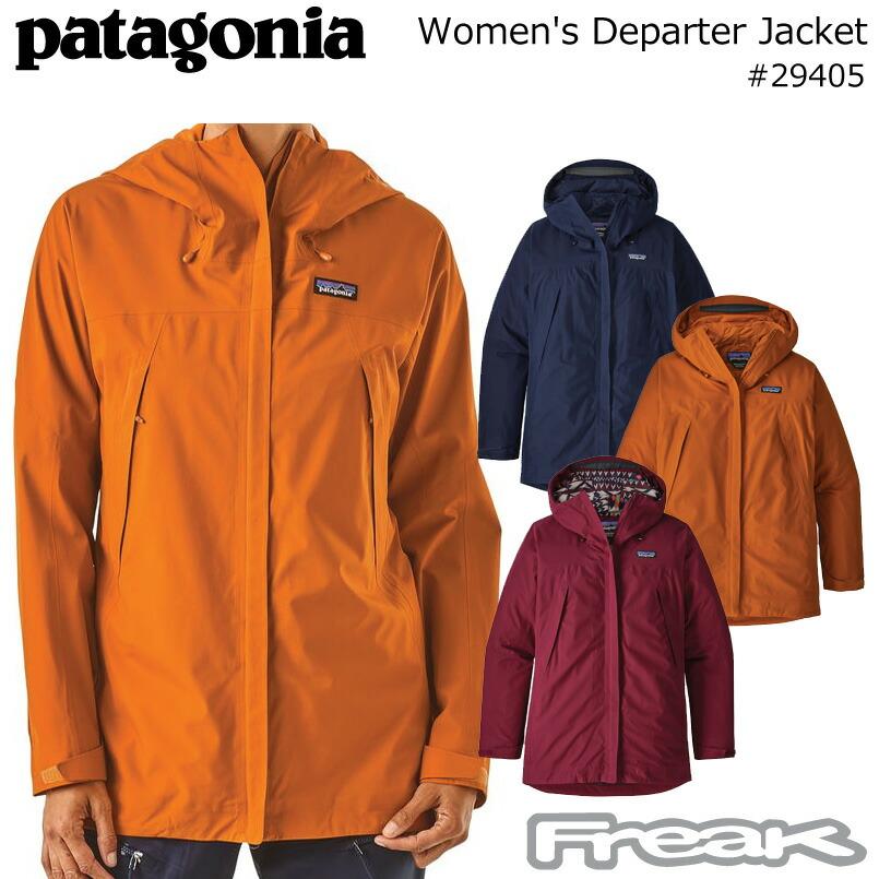 38047ee115f8b パタゴニア PATAGONIA ゴアテックスジャケット 29405<Women's Departer ...