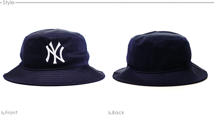 47 Brand バケットハット/MLB ハット/ヤンキース