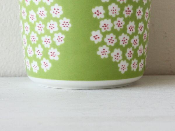 marimekko PUKETTI Latte Mug