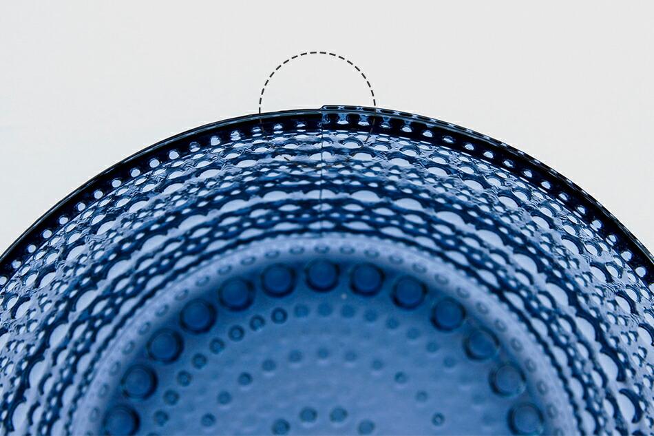 カステヘルミ プレート(イッタラ) Kastehelmi Plate(iittala)