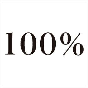 ヒャクパーセント/100%