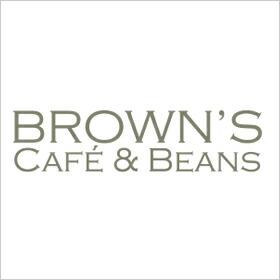 ブラウン カフェ&ビーンズ/BROWN′S Cafe & Beans