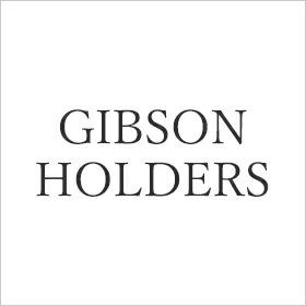 ギブソンホルダーズ/GIBSON HOLDERS