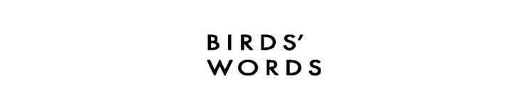 バーズワーズ birds' words