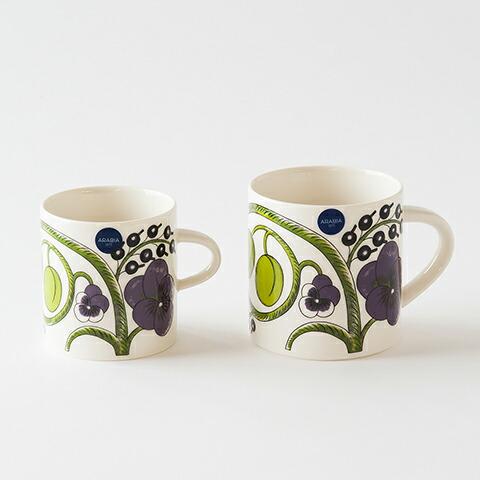 パラティッシ パープル マグ(アラビア) Paratiisi Purple Mug(ARABIA)