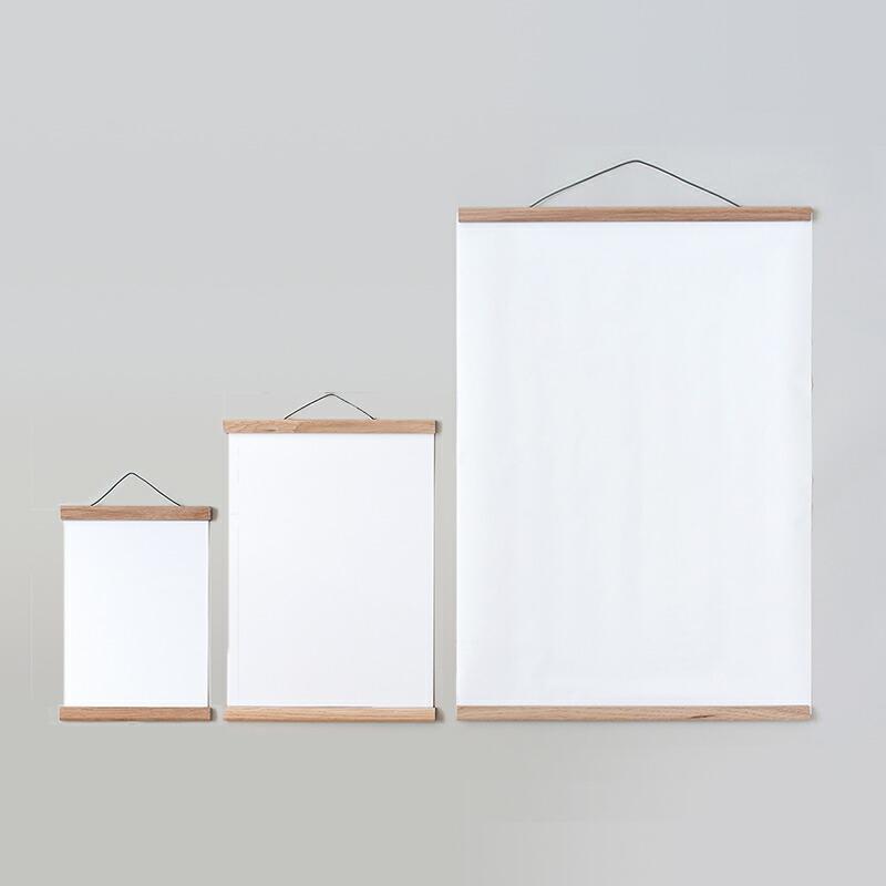 ポスターハンガー(クレモアミル)  Poster hanger(Creamore Mill)