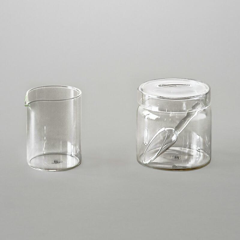 ピューマ シュガーポット&クリーマー(イッケンドルフ) PIUMA Sugar pot and Creamer(ICHENDORF)