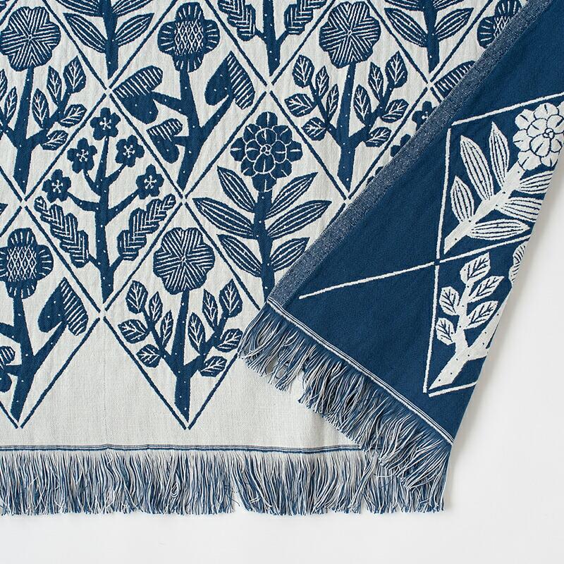 クカット ブランケット 140×240cm(ラプアン カンクリ) KUKAT  Blanket(LAPUAN KANKURIT)