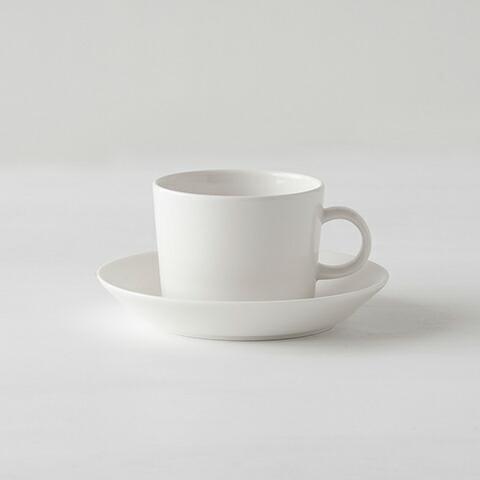 ティーマ カップ&ソーサー ホワイト(イッタラ) Teema Cup&Saucer White(iittala)