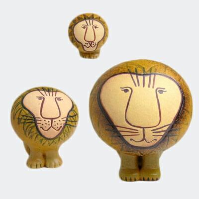 ライオン(リサラーソン) Lion(Lisa Larson)