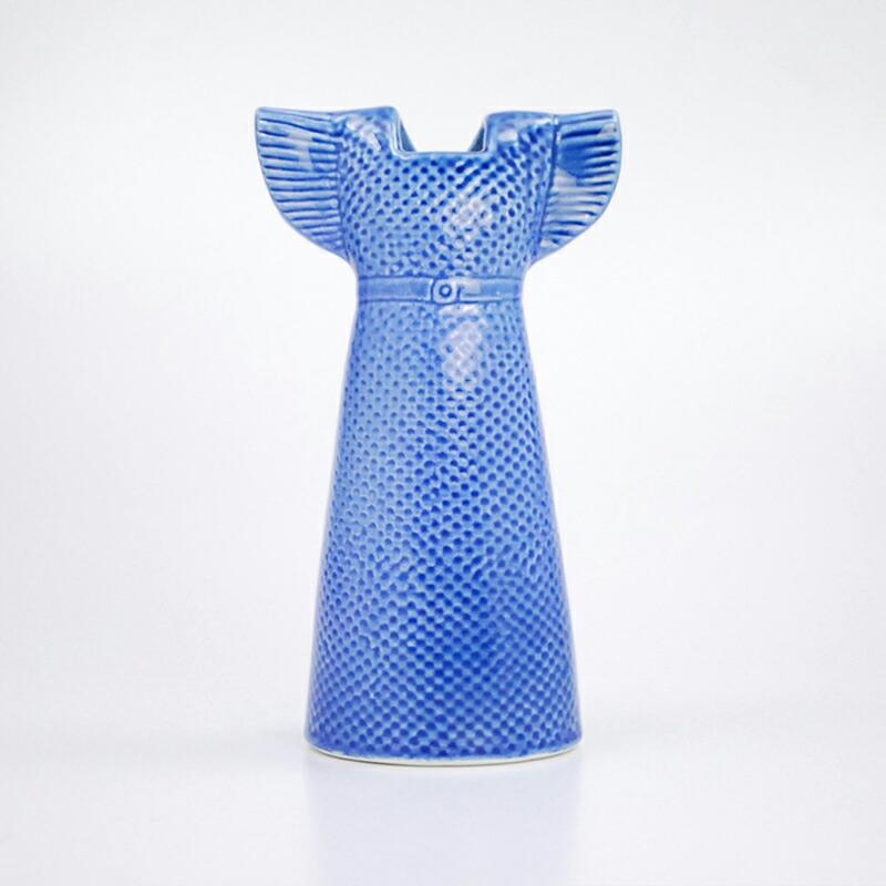 ドレスベース(リサ・ラーソン) Dress Vase(Lisa Larson)