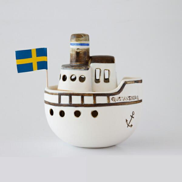 グスタフスベリボート(リサラーソン) Gustavsberg Boat(Lisa Larson)