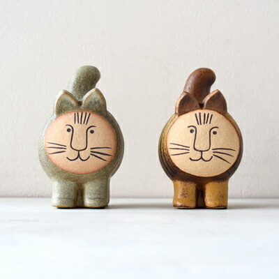 ディエチキャット(リサ・ラーソン) Katt Series Dieci Cat(Lisa Larson)