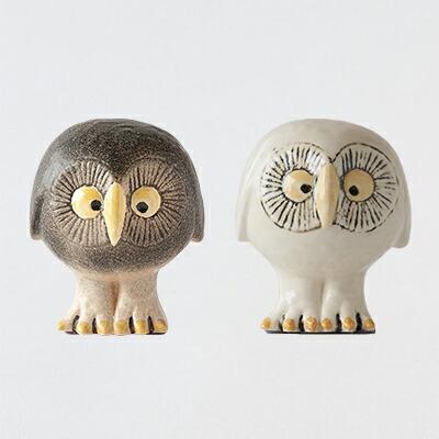 ふくろう(リサ・ラーソン) Owl(Lisa Larson)