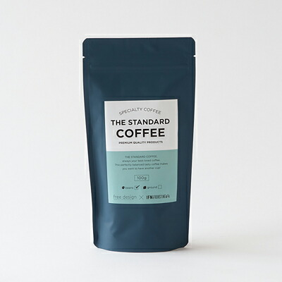 THE STANDARD COFFEE(free design×IFNi ROASTING&CO./イフニ)