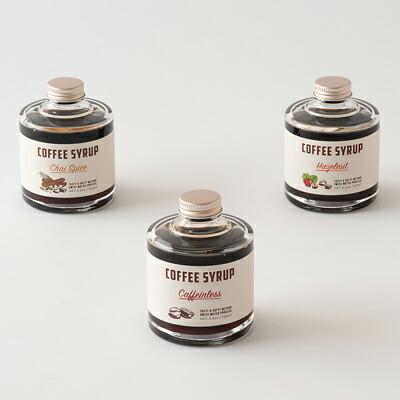 コーヒーシロップ(イフニロースティング&コー) COFFEE SYRUP(IFNi ROASTING&CO.)