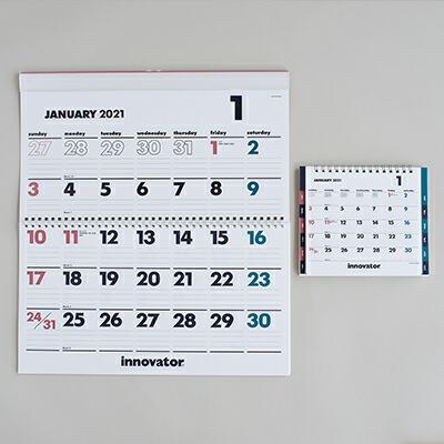カレンダー 2020(イノベーター) Calendar(innovator)