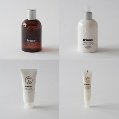 オーガニック ボディ用スキンケア(イヤマ) Skin Care(Irma)