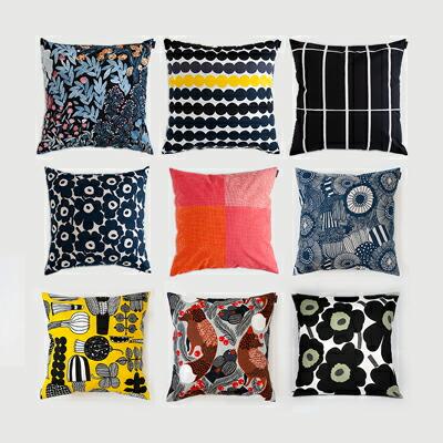 【日本限定】クッションカバー 45×45cm プケッティ(マリメッコ) Cushion Cover Puketti(marimekko)