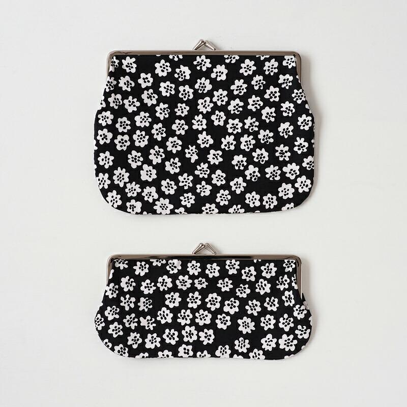 Kukkaro がま口ポーチ(マリメッコ) Purse pouch(marimekko)