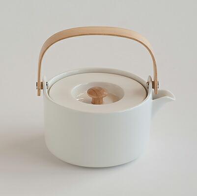 オイヴァ ティーポット(マリメッコ) Oiva Tea Pot(marimekko)
