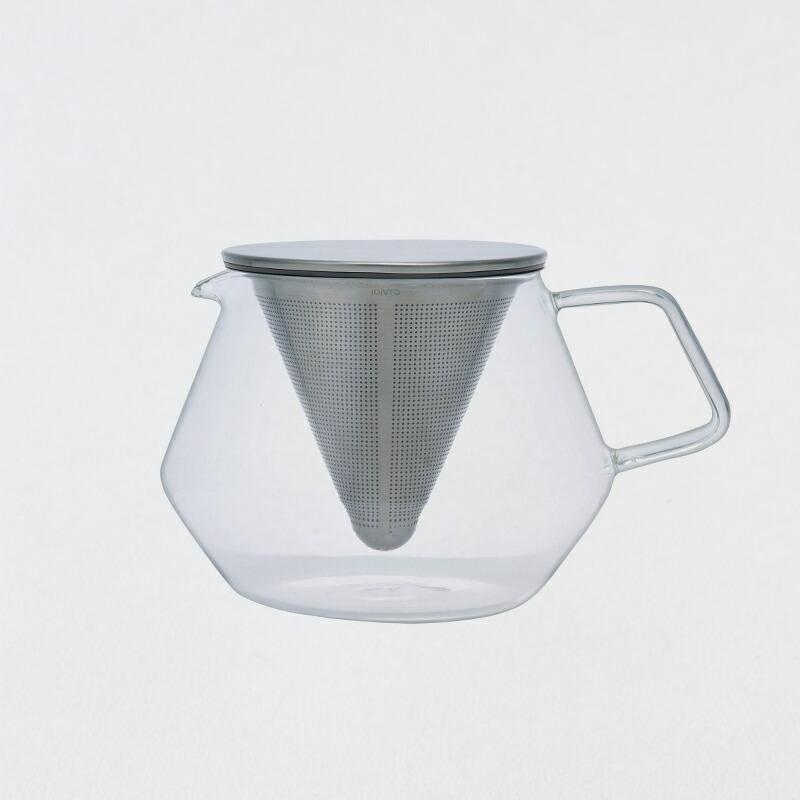 CARAT ティーポット 850ml(キントー) CARAT TEA POT 850ml(KINTO)